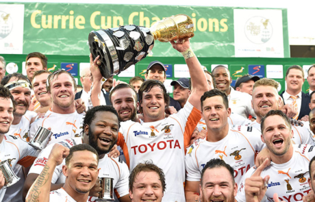 Currie Cup winners 2016 - Cheetahs